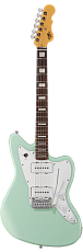 G&L Tribute Doheny Surf Green Jatoba