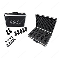 ALPHA AUDIO MIC DRUMBOX