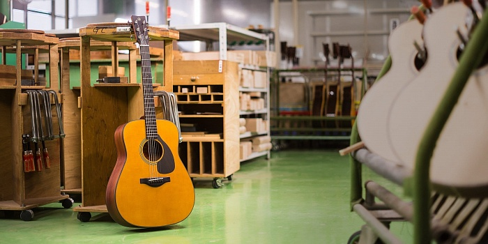 YAMAHA FGX5 RED LABEL Natural