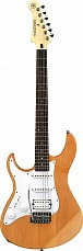 YAMAHA Pacifica 112JL Yellow Natural Satin