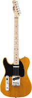 FENDER SQUIER AFFINITY TELECASTER LEFT HANDED MN BUTTERSCOTCH BLONDE