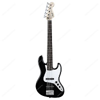 FENDER SQUIER Affinity Jazz Bass V RW Black
