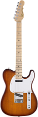 G&L Tribute ASAT Classic Tobacco Sunburst MP